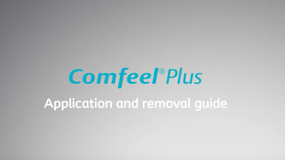 How to apply and remove Comfeel