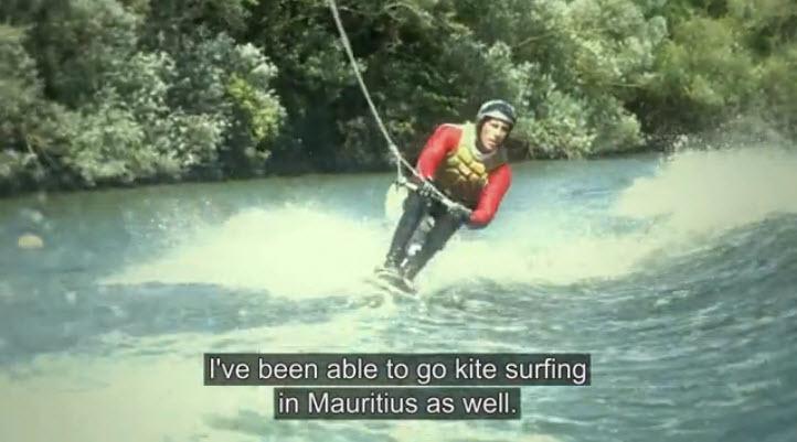 Watch Christophe's story