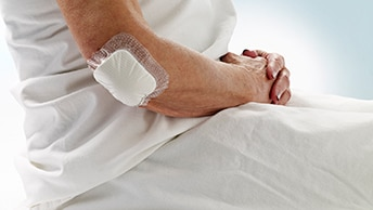 Visit our wound care section