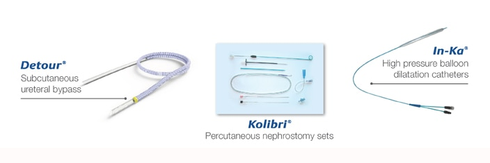 endourology instruments