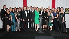 Coloplast climbs into Top 50 of The Sunday Times Top 100 Companies to Work For