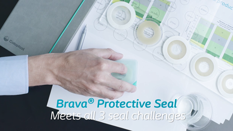 Brava Protective Seal innovation video